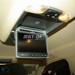 BMW E65 E66 7er Fond Entertainment Bildschirm + DVD Wechsler Komplett