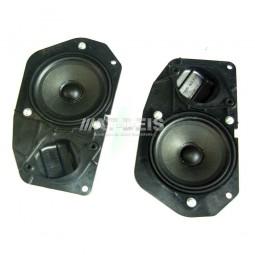 BMW E61 5er LCI Stereo Boxen Lautsprecher L+R 9141496 9141495