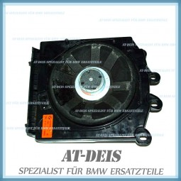 BMW E60 E61 Zentralbass Links Lautsprecher Subwoofer Logic7 6919357