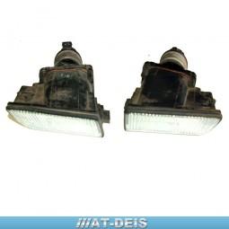 BMW E34 5er M5 Nebelscheinwerfer L+R 1384231 1384232