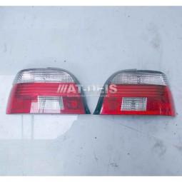 BMW E39 5er Rückleuchten Heckleuchten Facelift Celis L+R 6912425 426