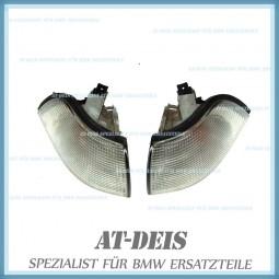 BMW E36 3er Blinker Weiß Blinkleuchten Vorne L+R 9403095 9403096