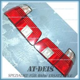 BMW E39 5er Touring Facelift Set Weiss/Rot Celis Rückleuchten 6902531