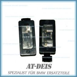 BMW E39 E60 E61 E71 E90 E91 E92 Kennzeichenleuchten L+R 7165646